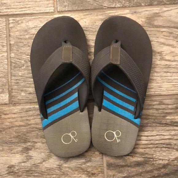 6fe5c44ef2894 Boys OP flip flop foam sandals